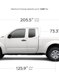 Nissan frontier king cab dimensions maximum payload capacity also mid size rugged pickup truck usa rh nissanusa