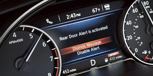 small resolution of nissan maxima rear door alert