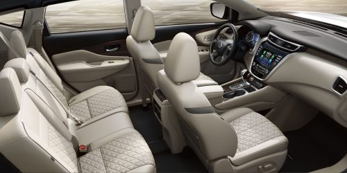 small resolution of nissan murano seating