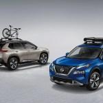 2021 Nissan Rogue Accessories Parts Nissan Usa