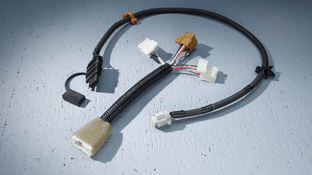medium resolution of nissan rogue accessories trailer tow harness