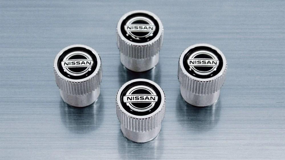 medium resolution of nissan valve stem caps