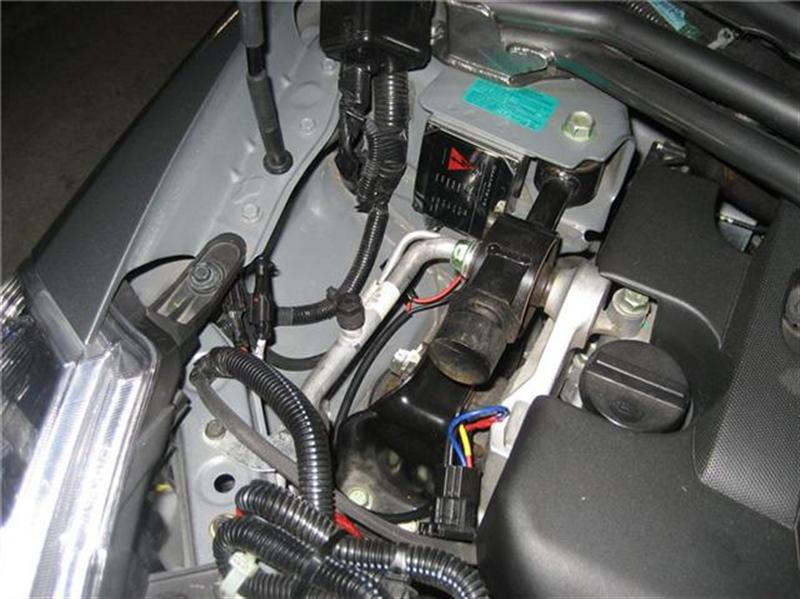 off road light wiring diagram kienzle tachograph nissan versa hid install with pictures - forum | forums