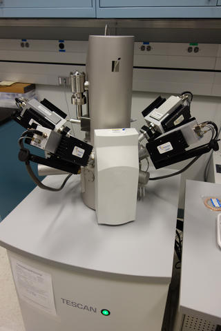 TESCAN MIRA3 for automated electron microscopy | NIST