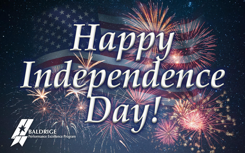 Happy Independence Day 2019 Nist