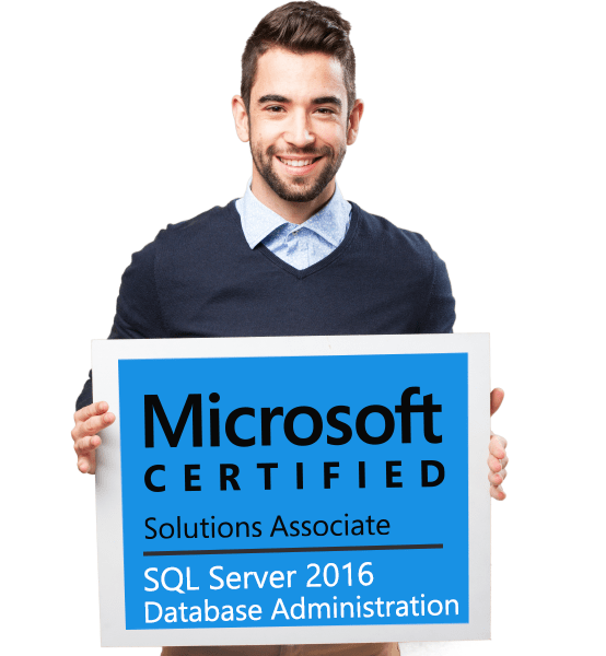 MCSA: SQL 2016 (Administration)