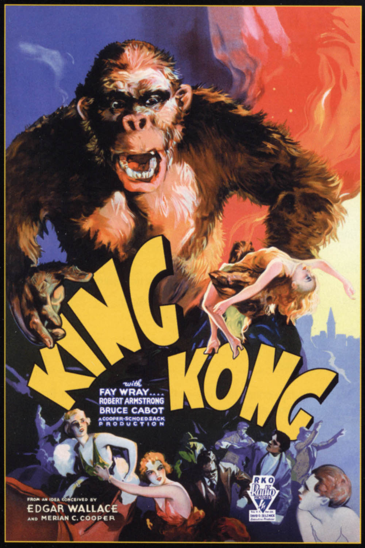 Image result for king kong poster