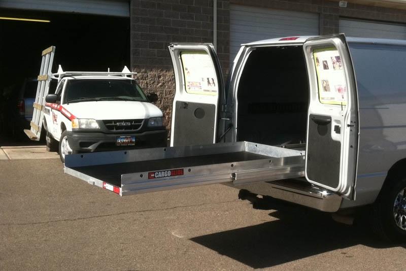 TruckVault Console Vault Locking Storage