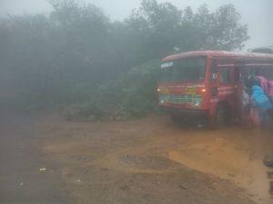 BhimaShankar Bus stop