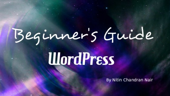 Beginner's Guide to WordPress - Sharing is Caring