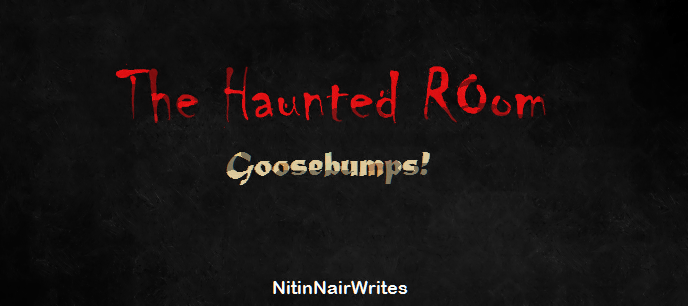 The Haunted Room - Goosebumps