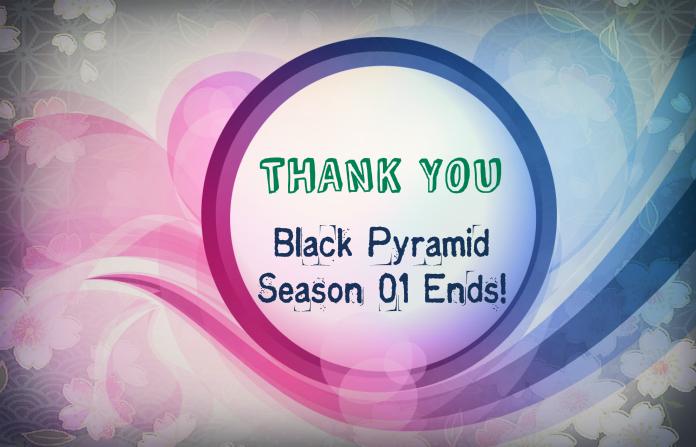 Black Pyramid Season 1 Ends - NitinNairWrites