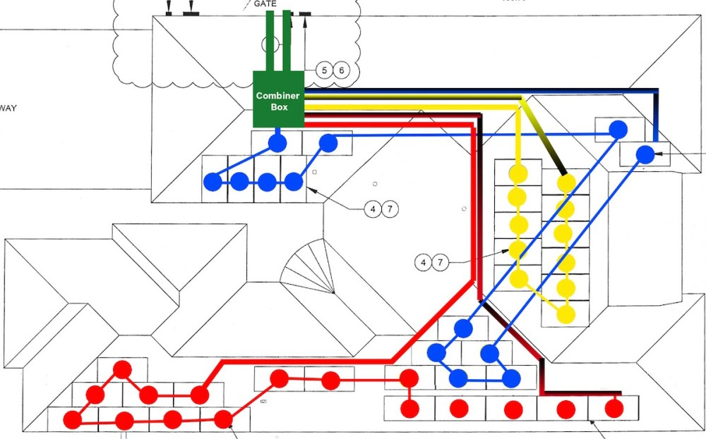medium resolution of so i got to thinking why can t this be simplified it would be less total wire to run through conduit plus a pass through box wouldn t be needed