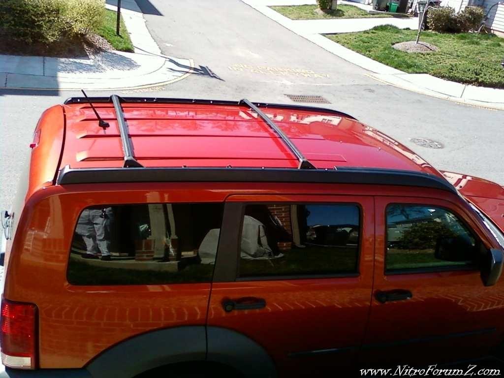 DIY 2007 Roof Rack (lots of pics)