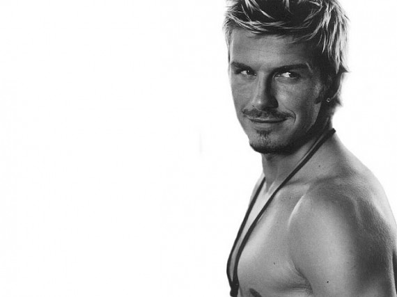 David Beckham for H&M Bodywear Line