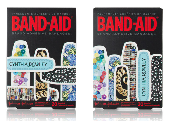 BAND AID Brand by Cynthia Rowley Spring 2012