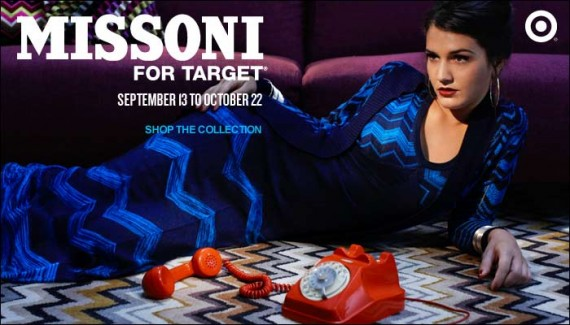 Missoni for Target   Available Now!
