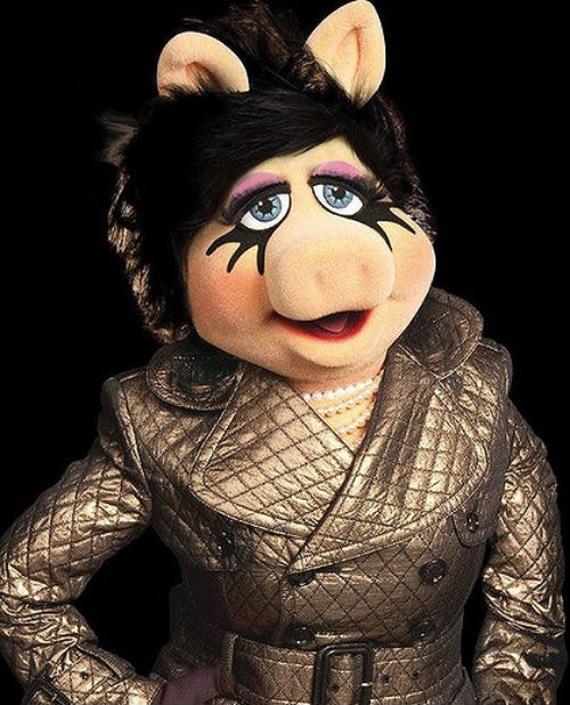 Miss Piggy for MAC   November 2011