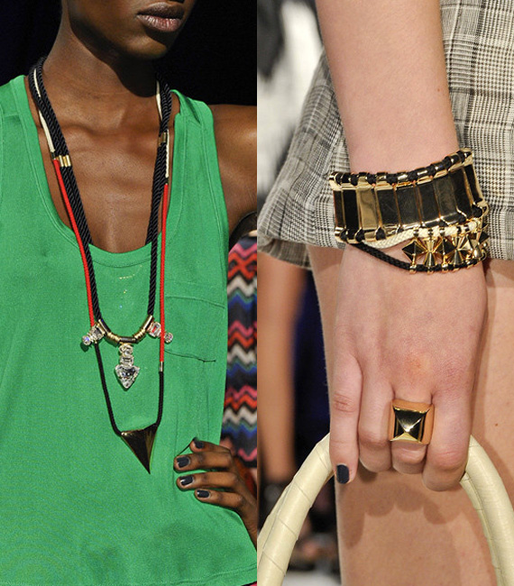 nOir Jewelry for L.A.M.B.