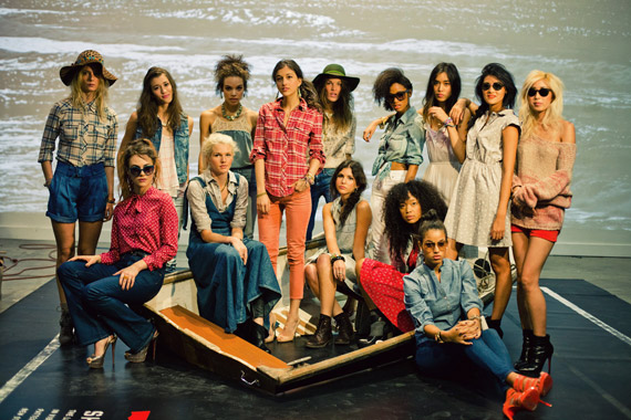 Levis Spring 2012 Preview
