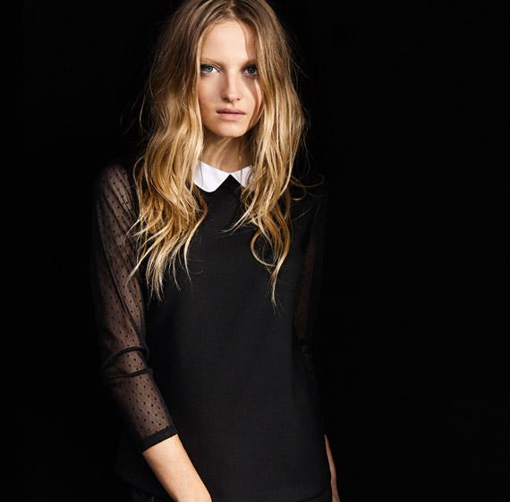 Zara TRF November 2011 Lookbook