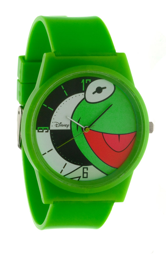 The Muppets x nOir Jewelry & FLüD Watches
