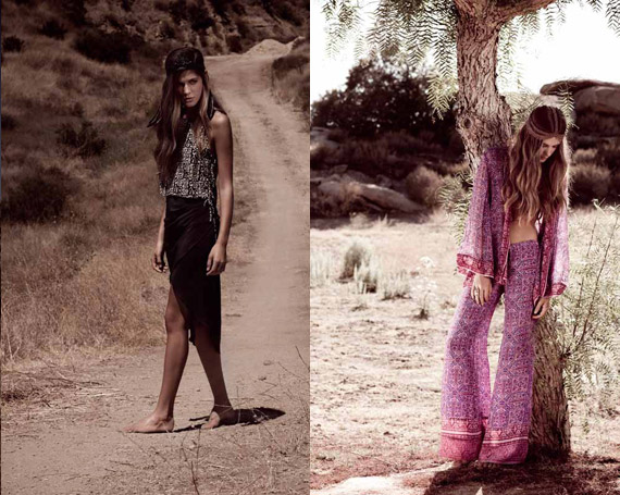 Winter Kate by Nicole Richie Spring 2012