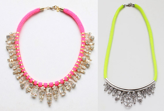 nOir Jewelry Neon Jaipur Collection