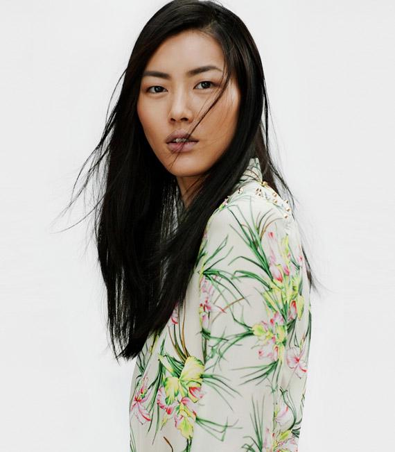 Zara Woman April 2012 Lookbook