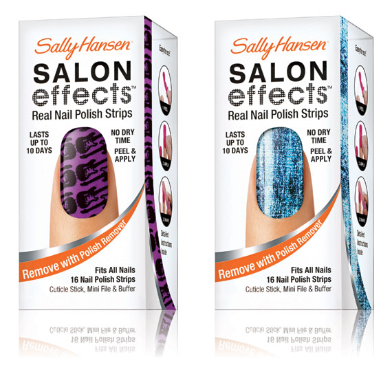 Sally Hansen Rock of Ages Inspired Salon Effects