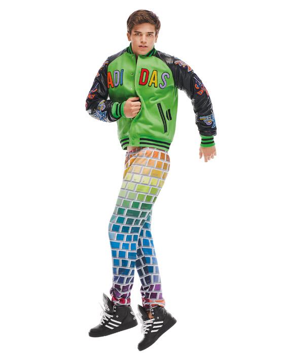 Jeremy Scott x adidas Originals Fall/Winter 2012 Preview