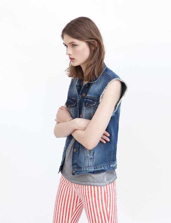 Zara TRF June 2012 Lookbook