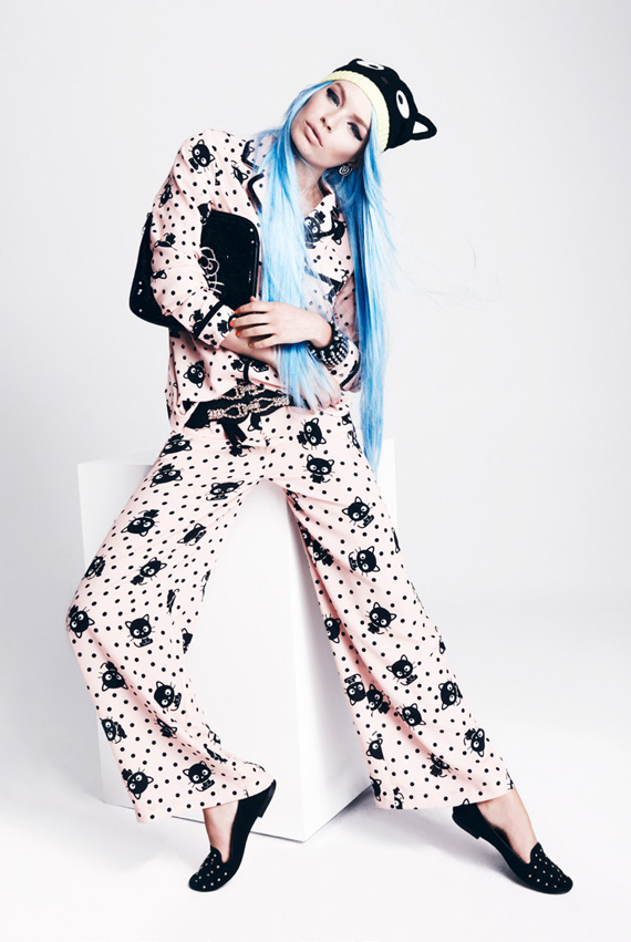 Forever 21 x Hello Kitty Hello Kitty Forever Lookbook