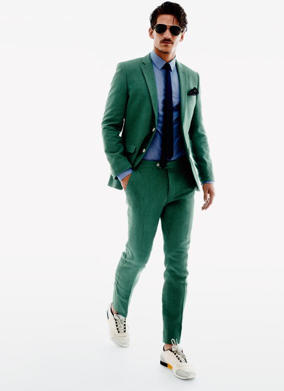 H&M Mens Spring 2013 Lookbook