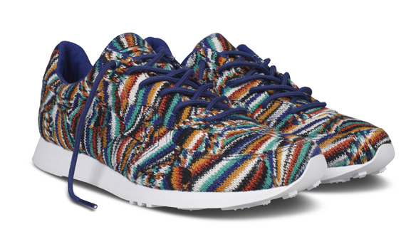 Missoni for Converse Auckland Racer Spring 2013
