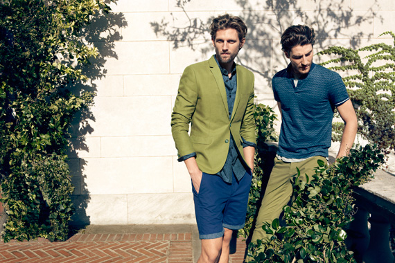 H&M Conscious Collection 2012   Mens + Divided