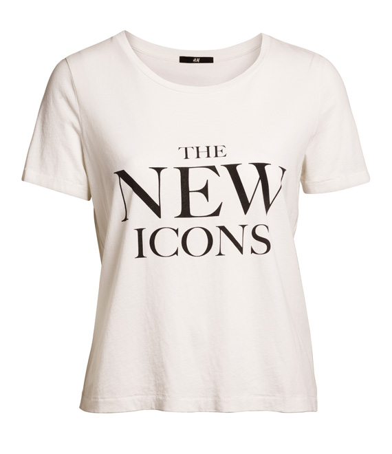 The New Icons at H&M Collection