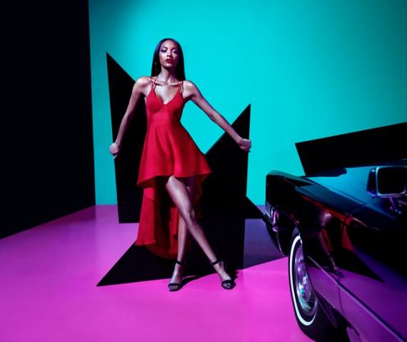 Rihanna for River Island Summer 2013 Campaign