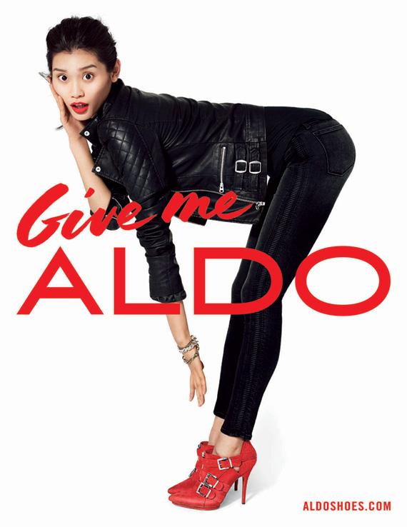 ALDO Give Me ALDO Fall/Winter 2013 Ad Campaign