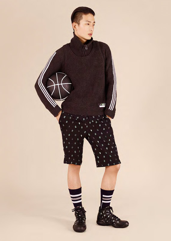 adidas Originals x Opening Ceremony A/W 2013 Lookbook
