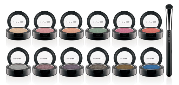 MAC So Supreme and Pressed Pigments