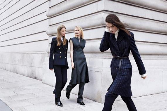 Zara Woman Fall 2013 Campaign