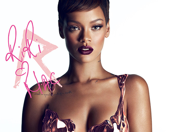 RiRi ♥ M·A·C Fall 2013 Collection