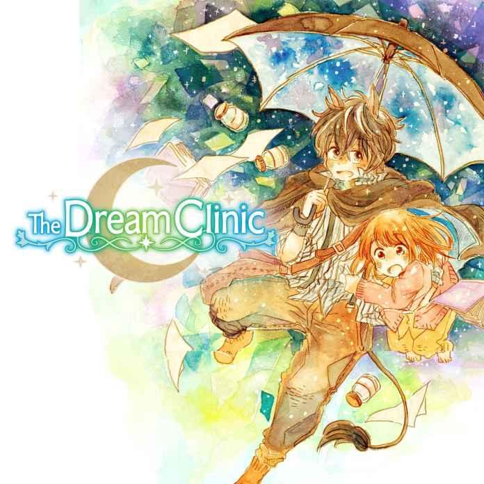 The Dream Clinic FullDive Manga cover