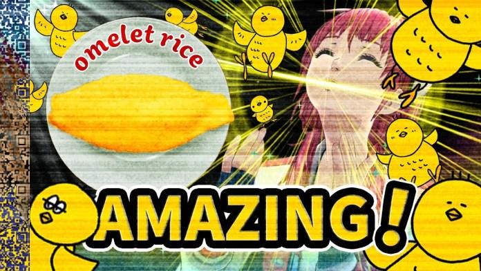 Iris Sagan Tesa's Matsushita Diner Review! Omelet Rice Edition! video thumbnail