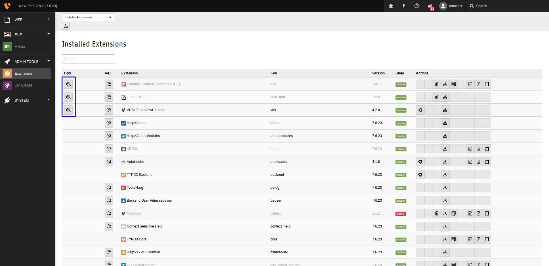TYPO3 Update/Upgrade: Der ultimative Leitfaden für TYPO3
