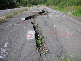 Old Road to Centralia