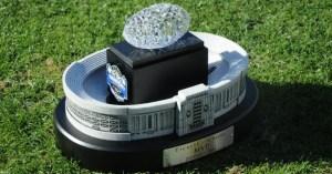 TicketCity MVP Trophy