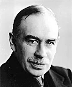 John Maynard Keynes, Paul Krugman's mentor