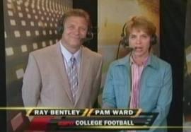 Pam Ward and Ray Bentley